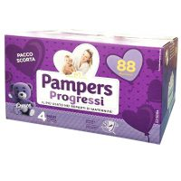pampers progressi 4