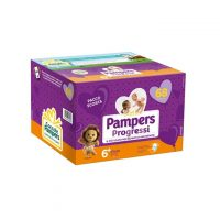 pampers progressi quadripack xl